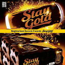 STAY GOLD/CD/STAY-1608