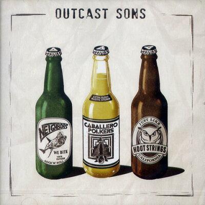 OUTCAST SONS/CD/BUCD-003