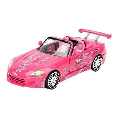 ジャダトイズ jada toys 正規輸入品 Jada TOYS ミニカー 1:24 Suki's Honda S2000 19848 1389723