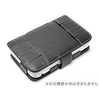 PDAIR レザーケース for ニンテンドー3DS LL 横開きタイプ(ブラック) PALCN3DSLLB/BL