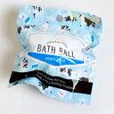 ミルク 入浴剤 プチバスボール サンタン お風呂 プチ 景品グッズ