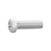 アルミ/生地 + ナベ小ねじ 全ねじ M2.6 × 10