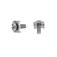 タンシ+-ナベH7.4X1 表面処理 ニッケル鍍金 装飾 規格 3X8 6 入数 2500
