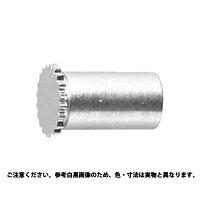 クリンチングスペーサTBDF 表面処理 三価ホワイト 白 規格 -M2.5-16 入数 1000
