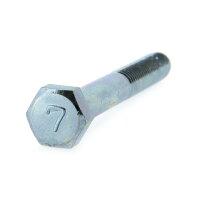鉄/ユニクロ 7マーク 六角ボルト 細目・半ねじ M14×100 ピッチ=1.5