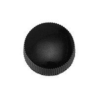 サンコーインダストリー 黒ユリヤ化粧ナット L-2 M5