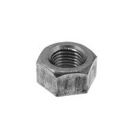 鉄/黒色クロメート 六角ナット 1種 細目 M4 ピッチ=0.5