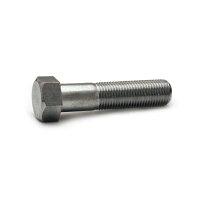 鉄/生地 小形 六角ボルト 細目・半ねじ M12×40 ピッチ=1.5