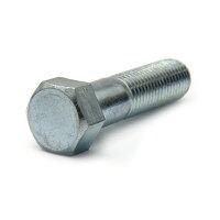 鉄/ユニクロ 小形 六角ボルト 細目・半ねじ M16×60 ピッチ=1.5