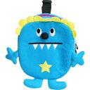 モンスターグロンク ツインマグポーチ ブルー(Biuekey) 02698-01(1コ入)