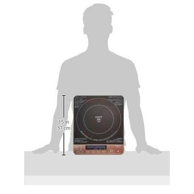 HITACHI 卓上IH調理器 HIT-S55(B)