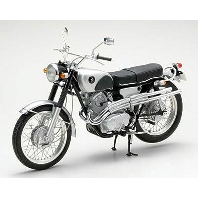 1/10 ホンダ CL72 1962 EBBRO 10010ホンダC
