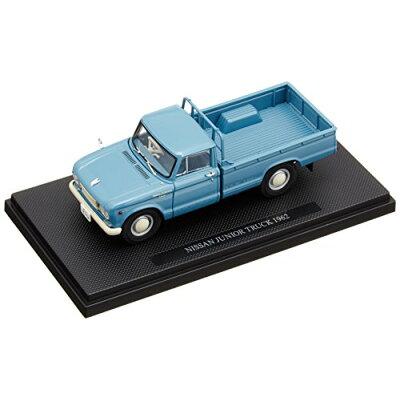 1/43 ニッサン ジュニアトラック 1962年 ライトブルー EBBRO EBBRO 43988 ジュニアトラック ブルー