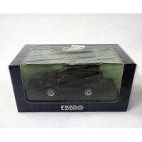 1/43 ISUZU VehiCROSS 1997 ブラック レジン EBBRO EB 44673 イスズ ビークロス ブラック
