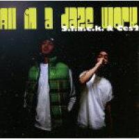 All in a daze work/CD/TOSJ-004