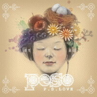 P・S LOVE/CD/PESO-002