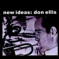 ニュー・アイデアズ:ドン・エリス+1/CD/OTCD-4905