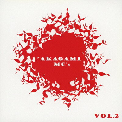 AKAGAMI MC's vol.2/CD/SODCD-008