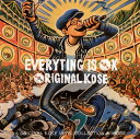 EVERYTING IS OK/CD/NOS-003