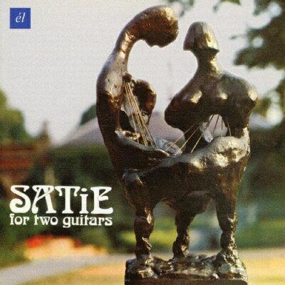 サティ・フォー・ツー・ギター/CD/CDSOL-8955
