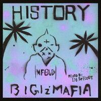 HISTORY.BIGIZ'MAFIA 2002-2017.(mixed by DJ SPROUT)/CD/AA-12