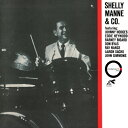 シェリー・マン&Co./CD/CDSOL-45704