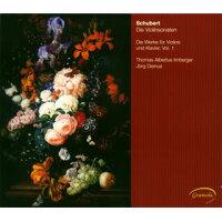 Schubert シューベルト / Complete Works For Violin & Piano Vol.1: Irnberger Vn Demus Fp