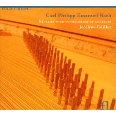 Bach CPE バッハ / Clavier Sonatas Fur Kenner & Liebhaber: Cuiller Clavichord