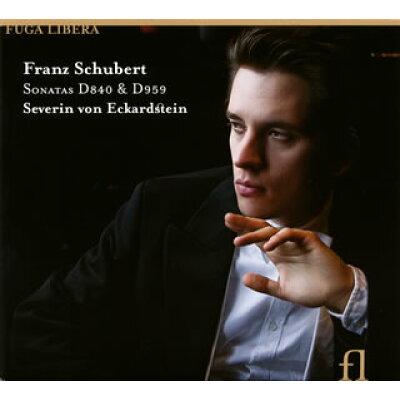 Schubert シューベルト / Piano Sonata, 15, 20, : Eckardstein