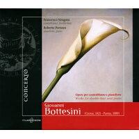 ボッテシーニ、ジョヴァンニ 1821-1889 / Works For Contrabass & Piano Vol.2: F.siragusa Cb Paruzzo P