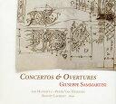 サンマルティーニ、ジュゼッペ c.1693-1750 / Concertos, Overtures: Heyghen / Les Muffatti B.laurent Ob