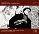 Strauss, R. シュトラウス / Violin Concerto: Irnberger Vn Sieghart / Israel Co +violin Sonata: Korstick P