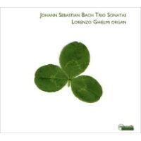 Bach, Johann Sebastian バッハ / Trio Sonata, 1-6, : L.ghielmi Org