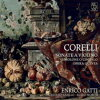 Corelli コレッリ / Violin Sonatas Op, 5, : E.gatti Vn Nasillo Vc G.morini Cemb