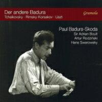 Tchaikovsky チャイコフスキー / Piano Concerto, 1, : Badura-skoda P Boult / +liszt: Concerto, 1, Rimsky-korsakov