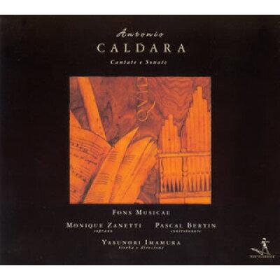 Caldara カルダーラ / Cantatas, Chamner Works: Fons Musicae