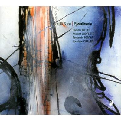 Corelli & Co-italian Baroque Violin Music: Cuiller / Ensemble Stradivaria