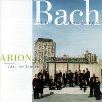 Bach, Johann Sebastian バッハ / Orch.suite.1, Brandenburg Concerto.5, Etc: Ter Linden / Arion