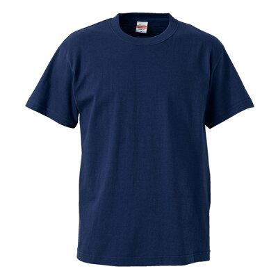 UnitedAthle ユナイテッドアスレ 5.6オンスTシャツ キッズ 500102C インディゴ