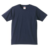 UnitedAthle ユナイテッドアスレ 5.0オンスTシャツ キッズ 540102C ネイビー