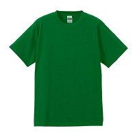 ユナイテッドアスレ 6.2oz Tシャツ グリーン M