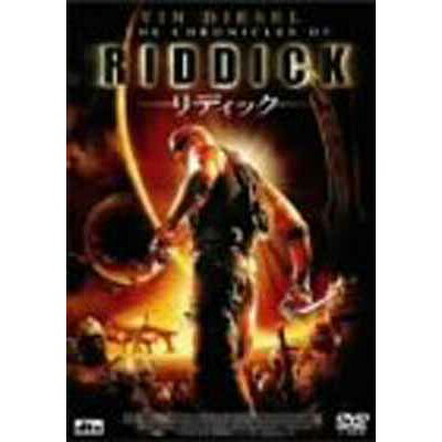 リディック<通常版>/DVD/ASBY-2876