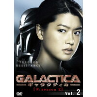 GALACTICA/ギャラクティカ 承:season 2 Vol.2 洋画 ASBX-4192