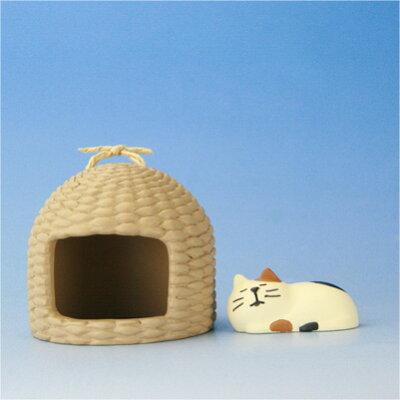 デコレ 猫ちぐら ZCB-48642