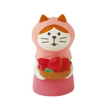 デコレ いちご狩り猫 ZCB-59011