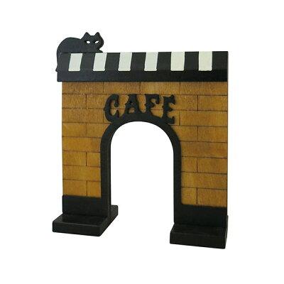 デコレ 黒猫カフェエントランスZHW92542