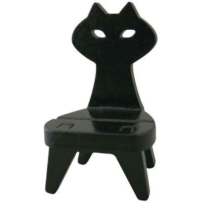 デコレ 黒猫チェア ZHW-92543