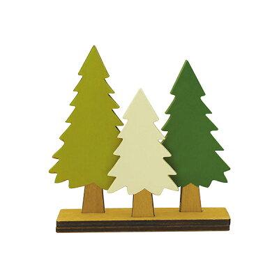 デコレ 森の針葉樹 ZCB-92711