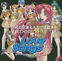 Windows95/98 CDソフト LOVE SONGS アイドルがクラスメート 公式設定集&おまけ満載CD-ROM for PC