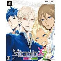 VitaminXtoZ(限定版)/PSP/ULJS-00346/B 12才以上対象